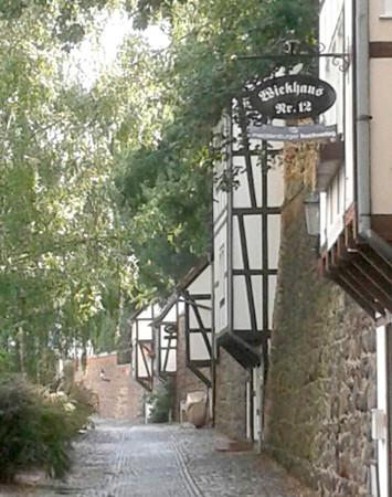 Neubrandenburg Wieckhäuserx